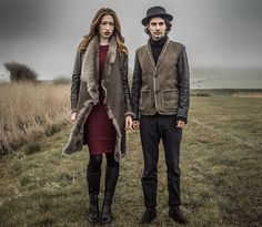 Workshop | Karl Donoghue British Style, Ready To Wear, Workshop, Winter Jackets, Vest, How To Wear, Leather, Collection, Fashion