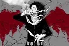 Character: Aizawa Shouta