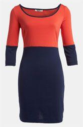 BB Dakota Colorblock Knit Dress