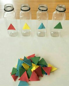 You are in the right place about Montessori Activities ideas Here w Preschool Learning Activities, Creative Activities, Infant Activities, Preschool Activities, Teaching Kids, Kids Learning, Art For Kids, Crafts For Kids, Kids Education