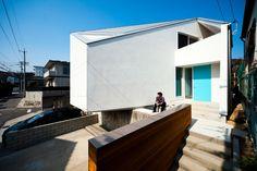 Casa en Nagoya / Atelier Tekuto | Plataforma Arquitectura
