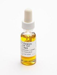 Flowers In Her Hair Elixir