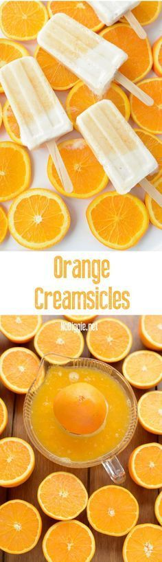 Orange creamsicles | http://NoBiggie.net