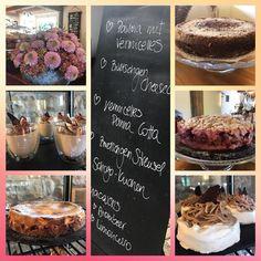 ❤️ 🎂 ❤️Lassen Sie sich von hausgemachten Kuchen und saisonalen Desserts verführen - in Hüntwangen, Zürich Unterland. ❤️ 🎂 ❤️ Muffin, Breakfast, Desserts, Food, Homemade Cakes, Morning Coffee, Deserts, Dessert, Meals
