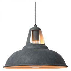 Lucide Markit Hanglamp Ø 45 cm Farmhouse Light Fixtures, Farmhouse Lighting, Ceiling Lamp, Ceiling Lights, Bohemian Living Rooms, Wooden Lamp, Antique Lamps, Street Lamp, Design Your Home