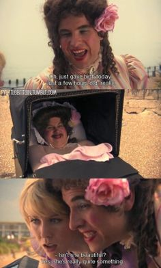 Little Britain is our favourite all-time sketch! Full of inappropriateness, offensive jokes, whacks. Little Britain, Things I Want, Funny Stuff, Lunch Box, Jokes, Humor, Funny Things, Jokes Quotes, Pranks