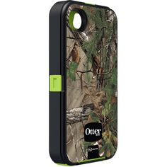 Real tree/xtra green otter box  My future phone case!