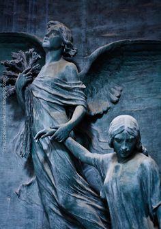 European Cemeteries: Escorted to Heaven