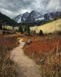 Maroon Bells, Aspen, Colorado - by Abel Rojas
