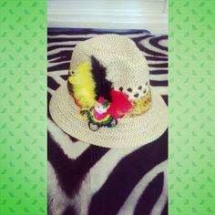 Sombreros de Carnaval