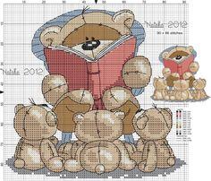 Cross Stitch For Kids, Just Cross Stitch, Cross Stitch Needles, Cross Stitch Baby, Cross Stitch Animals, Counted Cross Stitch Patterns, Cross Stitch Charts, Cross Stitch Designs, Cross Stitch Embroidery