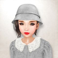 ASO! Elegant Chic with Hat (Full Pack)