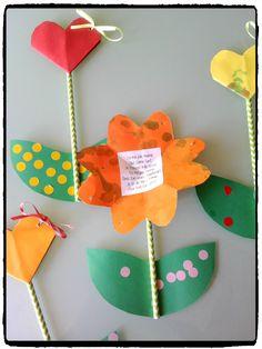 Une jolie fleur pour Mamie – Mes humeurs créatives by Flo