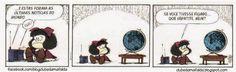 Clube da Mafalda: Tirinhas diárias