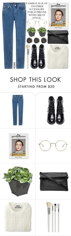 """""""you may feel fragile, but you are unbreakable"""" by exco ❤ liked on Polyvore featuring A.P.C., Tea Collection, The Row, Ethan Allen, Acne Studios, Cath Kidston, bathroom, clean, organized and yoins"""