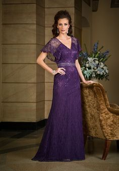 The Most Flattering Mother-of-the-Bride Dresses | Bride dresses ...