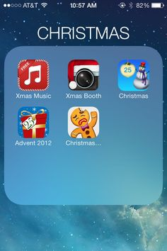 You download a slew of holiday apps. / 23 Signs You're Obsessed With Christmas (via BuzzFeed) see more at http://blog.blackboxs.ru/category/christmas/