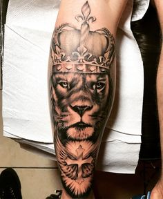 Tiger Ripping Skin Tattoos for Men Lion Forearm Tattoos, Head Tattoos, Badass Tattoos, Back Tattoos, Body Art Tattoos, Tribal Tattoos, Tattoos For Guys, Lion Tattoo Sleeves, Mens Lion Tattoo