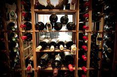 Le cellier Montreal, Wine Rack, Restaurant, Storage, Home Decor, Butler Pantry, Urban, Purse Storage, Decoration Home