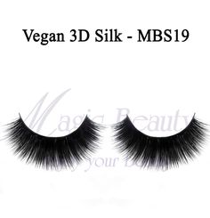 Vegan 3D Silk Lashes-MBS19 Made of Korean PBT Fiber and multilayers with reusable about 25 times. More details: www.chinalashesfactory.com Email: sale01@magicbeautylashes.com Ins:magicbeautylashes  #veganlashes#silklashes#fluffylashes#minklashes#crueltyfree#chinalashesfactory#eyelashes#makeup#cosmetic#fakelashes#