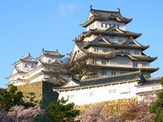 Himeji Castle - One of the World Heritage in Japan