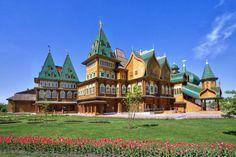 The Kolomenskoye Estate, Russia