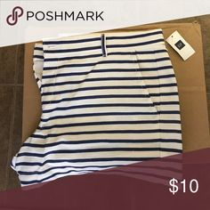 Women's shorts Women's stripe shorts GAP Shorts