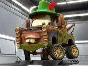 Disney Pixar: Cars - German Tow Mater Free Papercraft Download