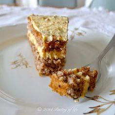 poetry of life : Moja grilážová torta - bezlepková