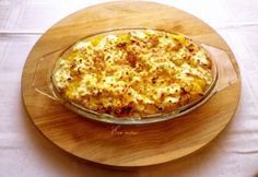 Sajtos puliszka Cheesy Mac And Cheese, Macaroni And Cheese, One Pot Wonders, One Pot Meals, Tasty Dishes, Paleo, Food And Drink, Ethnic Recipes, Mac And Cheese
