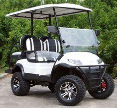 Golf Carts For Sale, Custom Golf Carts, Grab Bars, Fender Flares, Luxury Life, Arctic, New Homes, Lifted Trucks, Bmw M5