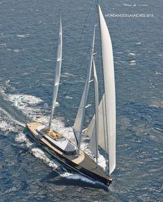 Alloy Yachts Superyacht Builder