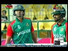 Sports News Today ICC World Cup T20 2016 Bangladesh Vs Netherlands, Irel...