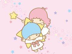 Dibujo de Little Twin Stars