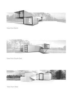 VilLA NM, Upstate - Nueva York / UNStudio - Ben van Berkel