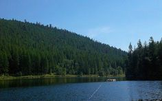 Brush Lake - Boundary County, Idaho