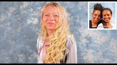 Steffi: Eine zauberhafte Verwandlung! Invisible Open Braids mit Thermofi...