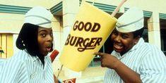 Kel Mitchell And Kenan Thompson In 'Good Burger' Future Of Marketing, Content Marketing, Digital Marketing, Pop Up Restaurant, Fast Food Restaurant, Kenan E Kel, Best Food In La, Usda Prime, Orange Soda