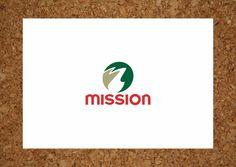 Cliente: Mission vestuário Material: Logomarca Agência: Freelance