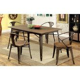 Found it at Wayfair - Barnes 5 Piece Dining Set
