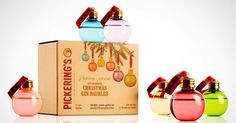 YES – You Can Now Decorate Your Christmas Tree With These Dreamy Gin Filled Baubles