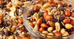 Mix de castanhas são uma excelente alternativa para o lanche Foto: Reprodução / Shutterstock