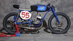 Ducati 48 TS Cafe Racer Rápido48 - XTR Pepo