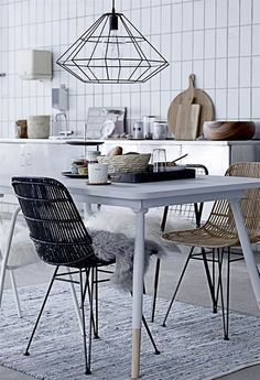 Scandinavisch koken en tafelen