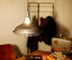 天井照明 Jail pendant(メタル)|家具・インテリア通販 Re:CENO【リセノ】