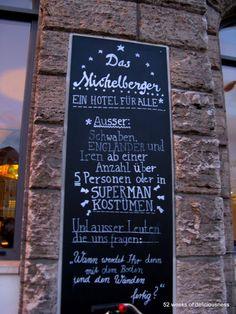 Parhaat matkavinkit: Berliini » 52 Weeks of Deliciousness