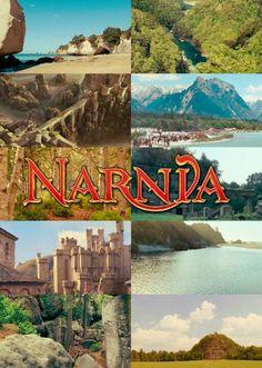 Narnia!