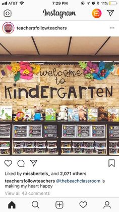 Denise Netardus's media content and analytics Denise Netardus # 314 Medieninhalte und -analysen Classroom Setting, Classroom Design, Preschool Classroom, Future Classroom, Classroom Themes, Classroom Organization, French Classroom Decor, Stars Classroom, Welcome To Kindergarten