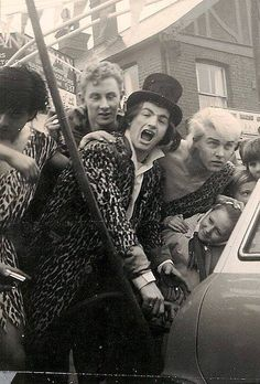 Sceamin' Lord Sutch & The Savages
