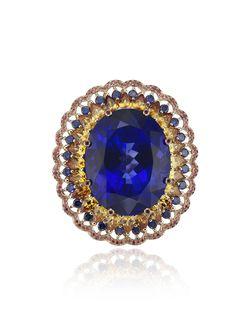 Chopard - Haute Joaillerie Temptations Ring | GF Luxury I www.gf-luxury.com...